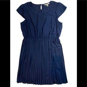 LC Lauren Conrad pleated dress Sz XL